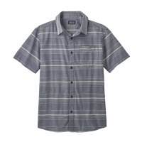 Patagonia Men's Fezzman Shirt XX-Large Rugby Dobby: Classic Navy