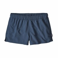 "Patagonia Women's Barely Baggies Shorts - 2 1/2"" X-Small Stone Blue"