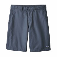 "Patagonia Men's Lightweight All-Wear Hemp Shorts - 10"" 34 Dolomite Blue"