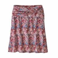Patagonia Women's Seabrook Skirt Small Furnai Flora: Petra Pink