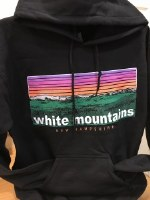 Luba Designs White Mountains 6-Color Hoodie Small Black