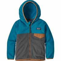 Patagonia BABY MICRO SNAP T JKT 5T Forge Grey