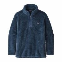 Patagonia Boys' Los Gatos 1/4-Zip Fleece Small Stone Blue