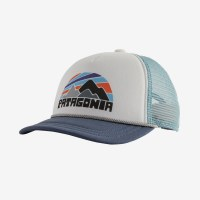 Patagonia K's Interstate Hat OS Fitz Roy Rights: Dolomite Blue