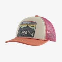 Patagonia K's Interstate Hat OS Fitz Roy Skies: Mellow Mellon