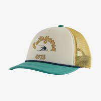 Patagonia K's Interstate Hat OS Vision Mission: Light Beryl Green