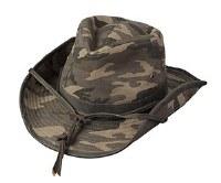 Broner Fish & Game Western Hat Medium Camo