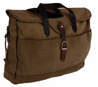 Outback Trading Company Outback Messenger One Size Brown