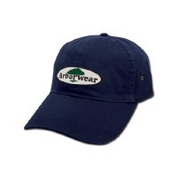 Arborwear Low Profile Ball Cap OSFA Navy