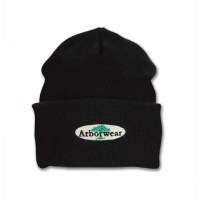 Arborwear Stocking Cap One Size Black