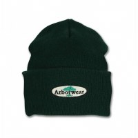 Arborwear Stocking Cap One Size Forest Green