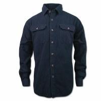 Arborwear Timber Chamois Shirt Medium Navy