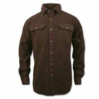 Arborwear Timber Chamois Shirt Medium Chestnut