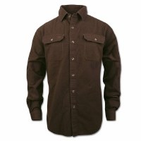 Arborwear Timber Chamois Shirt Large Chestnut