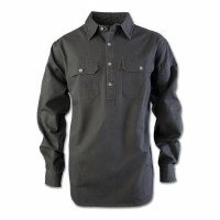 Arborwear Limited Edition 20th Anniversary OTC Shirt Medium Charcoal