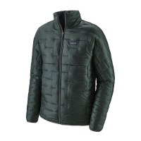 Patagonia M's Micro Puff Jkt Small Carbon