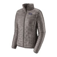 Patagonia W's Micro Puff Jkt X-Small Feather Grey
