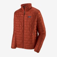 Patagonia M's Nano Puff Jacket M Roots Red