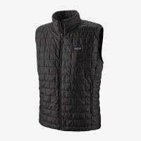 Patagonia Men's Nano Puff Vest L Black