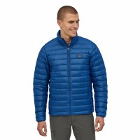Patagonia Men's Down Sweater Jacket M Superior Blue