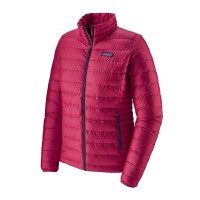 Patagonia W's Down Sweater Jacket Small Craft Pink