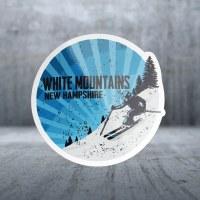 Sticker Pack Alternate Sky-Ski Decal Large