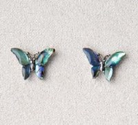 A.T. Storrs Butterfly Earrings