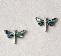 A.T. Storrs Dragonfly Earrings