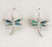 A.T. Storrs Elegant Dragonfly Earrings