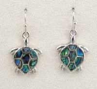 A.T. Storrs Turtle Time Earrings
