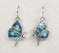 A.T. Storrs Butterfly Delight Earrings