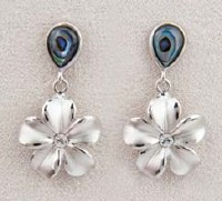 A.T. Storrs Forget-Me-Not Earrings