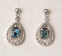 A.T. Storrs Vintage Elegance Earrings