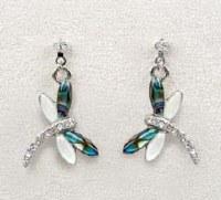 A.T. Storrs Dragonfly Dance Earrings