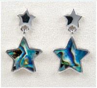 A.T. Storrs Stars Earrings
