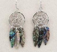 A.T. Storrs Dreamcatcher Earrings