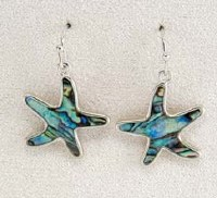 A.T. Storrs Starfish Earrings