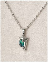 A.T. Storrs Dolphin Necklace