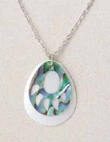 A.T. Storrs Mystic Bear Paw Necklace