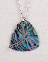 A.T. Storrs Dragonfly Summer Necklace
