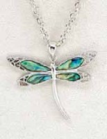 A.T. Storrs Elegant Dragonfly Necklace