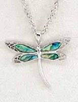 A.T. Storrs Elegant Dragonfly Necklace