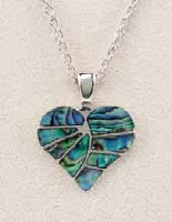 A.T. Storrs Passionate Heart Necklace