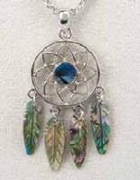 A.T. Storrs Dreamcatcher Necklace
