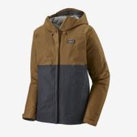 Patagonia M's Torrentshell 3L Jacket L Coriander Brown