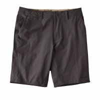 "Patagonia Men's Stretch Wavefarer Walk Shorts - 20"" 32 Ink Black"