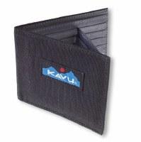 Kavu Yukon Wallet Bifold Black