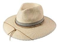 Broner Big Brim Paper Braid Sun Hat One Size