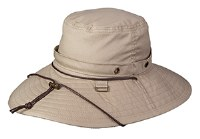 Broner Ladies Cotton Bucket Hat One Size Tan