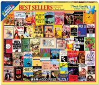 White Mountain Puzzles Best Sellers Puzzles 1000 Pieces